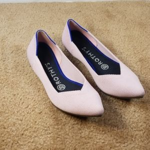 Rothy's The Pointed Toe flats